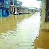 Las lluvias inundaron a Chuare, en Guapi (con video)