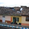 Colapsaron techos de tres viviendas en Alfonso López, sur de Popayán