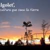 'Gulgolet', la escultura que sana la tierra