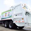Gobernación del Cauca entregó vehículos recolectores compactadores a tres municipios caucanos