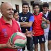 "Alexandre Forero: ""Juego voleibol para ser feliz"""