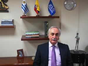 Luis Alberto Condines, representante de la oficina del Iica en Colombia.