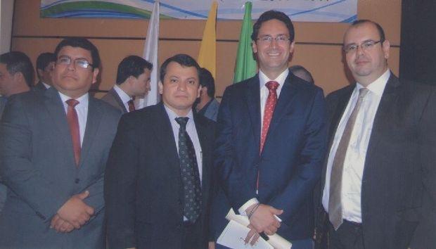 Contralor del Cauca fue designado como Vicepresidente de la junta directiva del Consejo Nacional de Contralorías.