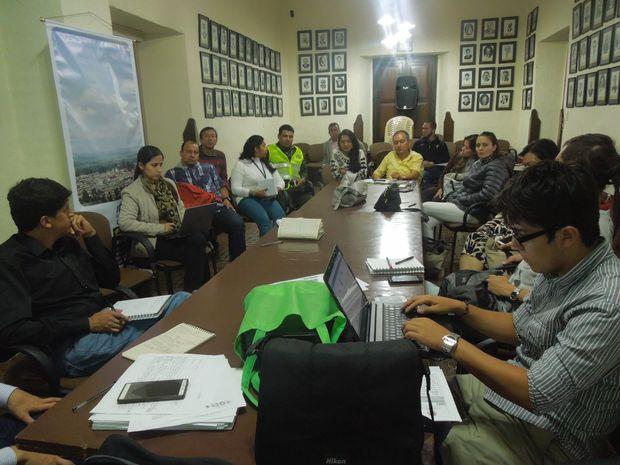 Mesa Departamental de Turismo