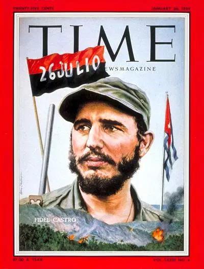 Portada de la revista TIME del año 1959, 26 de enero.