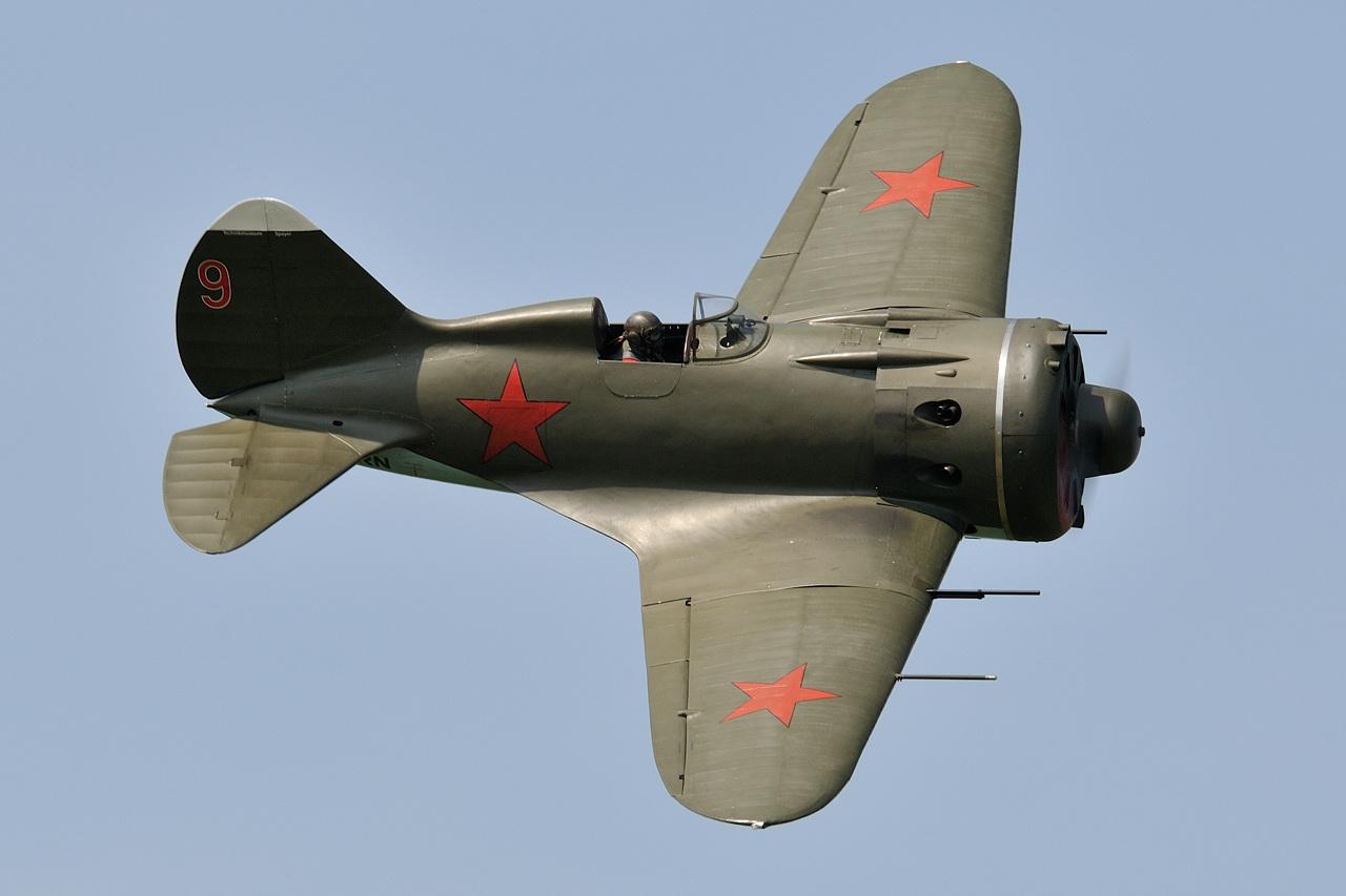 Polikarpov I – 16.