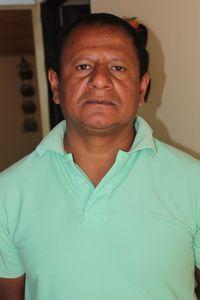 Leonardo Fabio, padre de las campeonas.