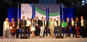 Get It fue finalista en el concurso internacional GIST dentro de más de 1.000 aplicaciones digitales. Foto: Gist Network