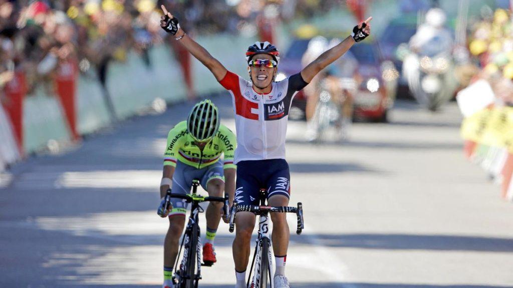 Jarlinson Pantano Tour de Francia