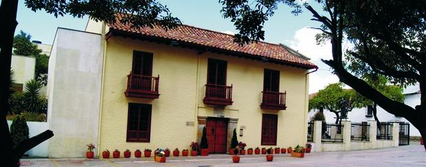 Casa Museo  Caldas, Bogotá- Foto- Diego Tobar
