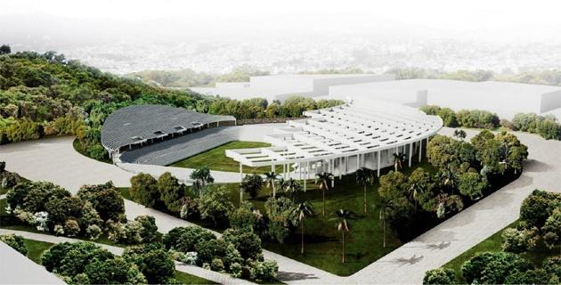 Render estadio Santa Marta: Un escenario como el que se plantea construir Santa Marta, podría servir de ejemplo para la inversión requerida en Popayán