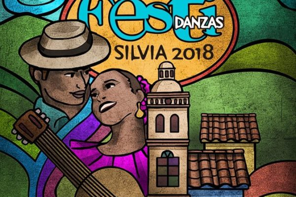 Silvia, Cauca, se engalana con Festidanzas 2018