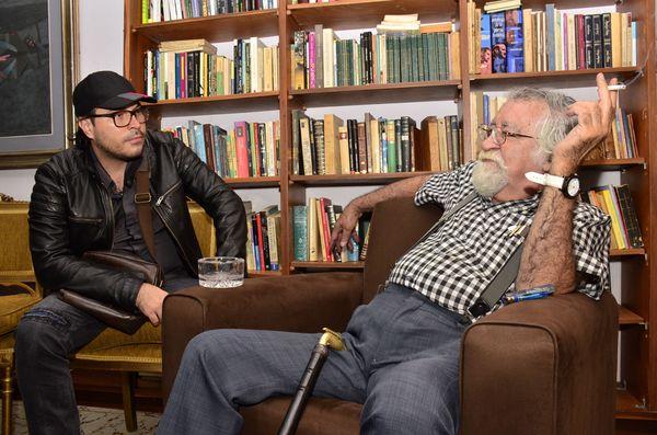 Bicentenario y nueva crisis histórica: entrevista con Víctor Paz Otero