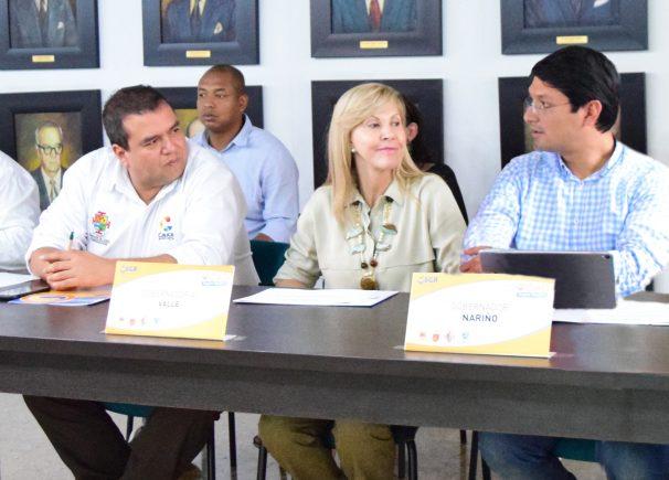 Gobernadores de Cauca, Valle y Nariño remiten misiva al presidente Iván Duque Márquez