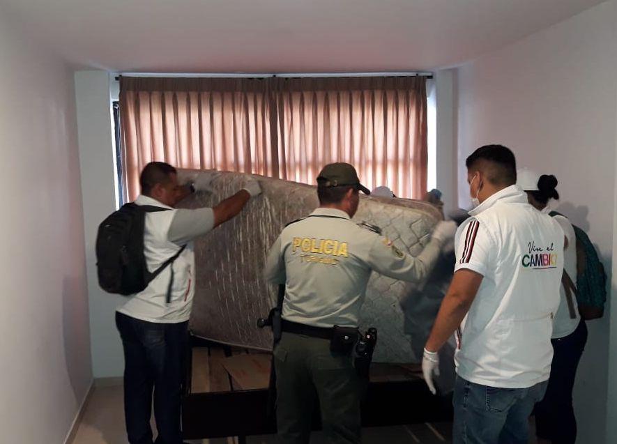 Controles en hoteles del sector histórico de la capital del Cauca